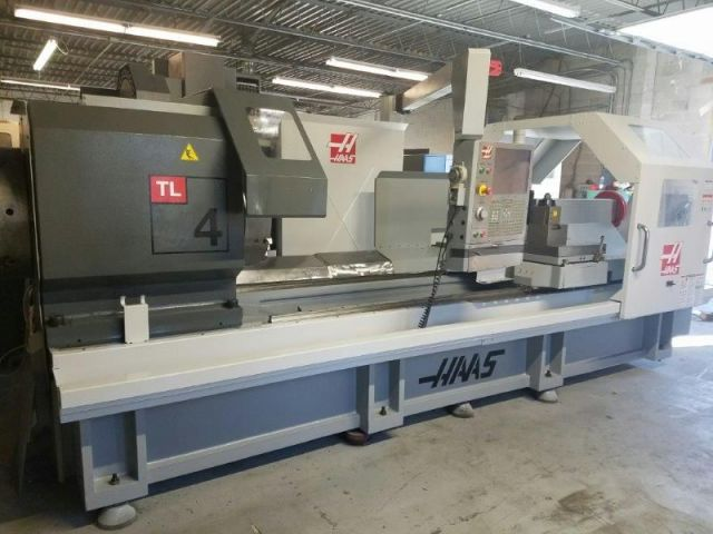 CNC Milling Machine HAAS TL-4 2007