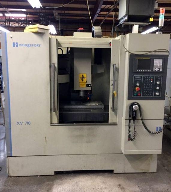 CNC Milling Machine HARDINGE Bridgeport XV 710 2007