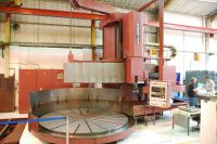 CNC torno vertical DORRIES CTE 320