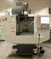 CNC Milling Machine HAAS Super Mini Mill 2