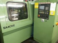 Rectificadora  de herramientas SAACKE UWIA-CNC