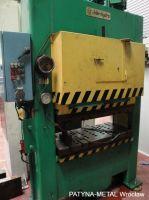 H Frame Hydraulic Press INTER-HYDRO D906 1990-Photo 2