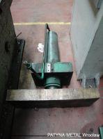 H Frame Hydraulic Press INTER-HYDRO D906 1990-Photo 4