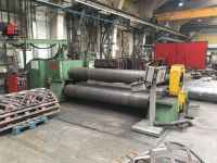 4 Roll Plate Bending Machine HAEUSLER vrm hy 3000/45