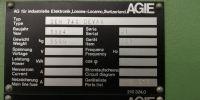 Wire elektrische ontlading machine AGIE AGIECUT DEM 740 1984-Foto 2
