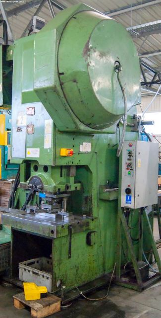 Eccentric Press WMW PED 100 T 1990