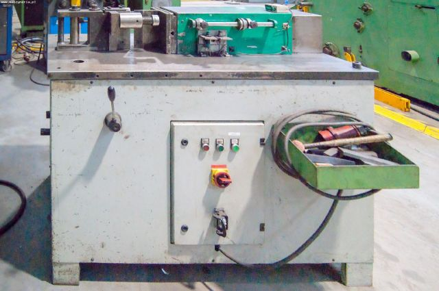 Horizontal Hydraulic Press KUNKEL ECO 30 2012
