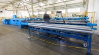 Sheet Metal Profiling Line METRA PARA 6000/III 1986-Photo 2