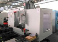 CNC Vertical Machining Center HAAS TM 2P 2015-Photo 3