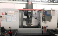 CNC Vertical Machining Center HAAS TM 2P 2015-Photo 4