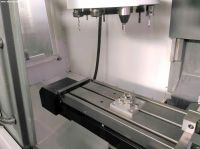 CNC Vertical Machining Center HAAS TM 2P 2015-Photo 6