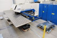 Punching Machine with Laser TRUMPF TRUMATIC 6000 2007-Photo 6