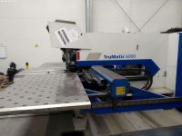Punching Machine with Laser TRUMPF TRUMATIC 6000 2007-Photo 7
