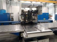 Punching Machine with Laser TRUMPF TRUMATIC 6000 2007-Photo 8