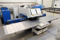 Punching Machine with Laser TRUMPF TRUMATIC 6000