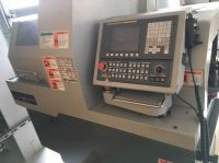 Автоматический токарный станок с ЧПУ (CNC) HANWHA XP12S