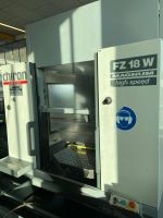 CNC Vertical Machining Center CHIRON FZ18W MAGNUM