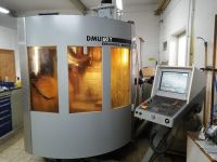 Centre d'usinage vertical CNC DECKEL MAHO DMU 60 T