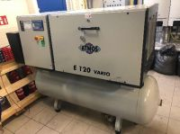 Screw Compressor Atmos E120 vario GO 2019