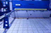 Хидравлична гилотина срязване BLEMAS TK  4000 x 6