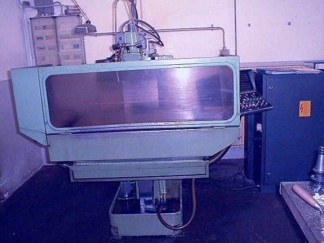 CNC Fräsmaschine DECKEL FP  4  A 1981