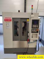 CNC Vertical Machining Center Shinzawa SV-50S   3 axis Shinzawa SV-50S   3 axis