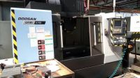 CNC Vertical Machining Center DOOSAN DNM 5700