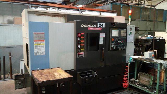 CNC数控车床 DOOSAN PUMA 2100 Y 2012