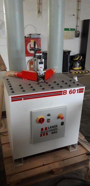 Surface Grinding Machine LANGE MASCHINENBAU B 601 2015