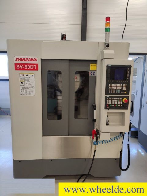 Bed Milling Machine Shinzawa SV-50S   3 axis - Copy Shinzawa SV-50S   3 axis - Copy 2018