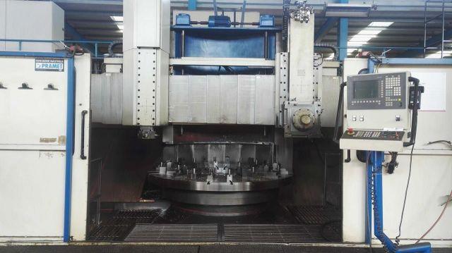 CNC数控立式车床 TOS SKJ 20 A 2007