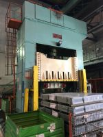 Presă hidraulică H cadru NAVA 2MI 450/200