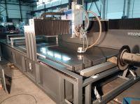Fresadora CNC portal WISSNER WiTEC 32 Economic