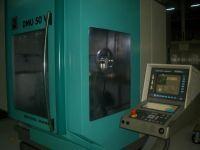 CNC de prelucrare vertical DECKEL MAHO DMU DMU 50 V