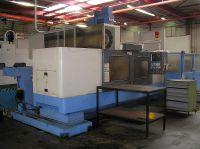 Centro de mecanizado vertical CNC MAZAK MTV 655/80 1997-Foto 2