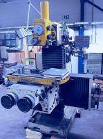 Werkzeugfräsmaschine MAHO MH  700 1973-Bild 4