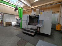 CNC Vertical Machining Center MIKRON VCE 1600 Pro