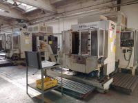 Horizontales CNC-Fräszentrum MITSUI SEIKI HT3A