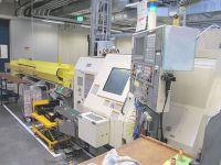 Автоматический токарный станок с ЧПУ (CNC) OKUMA LT 10 M - Twin Spindles