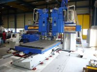 Fresadora CNC portal Waldrich Coburg 15-21 FP 200/300