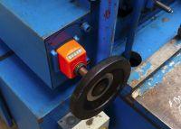 NC hydraulische guillotineschaar HACO HSL 3012 1990-Foto 4