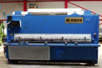 NC hydraulische guillotineschaar HACO HSL 3012 1990-Foto 5