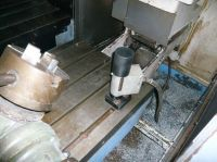 Vertikal CNC Fräszentrum MAZAK VTC 20 B 1999-Bild 4