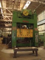 Horizontal Hydraulic Press RAVNE DE-315