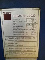 2D lézer TRUMPF L 3030 1999-Fénykép 5