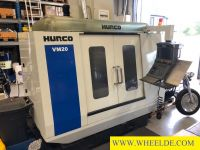 Punzonatrice con laser  Hurco VM 20 T