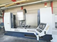 Vertikal CNC Fräszentrum SPINNER MC 2 200 - cnc Powerline