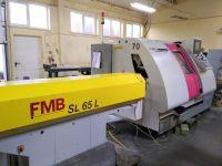Torno CNC DMG GILDEMEISTER CTX 200 E 2002-Foto 3