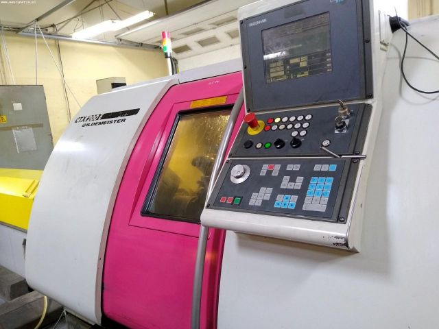 CNC струг DMG GILDEMEISTER CTX 200 E 2002