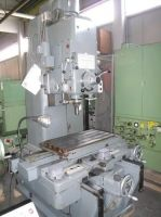 Vertical Boring Machine ABA VLP-600 1970-Photo 2